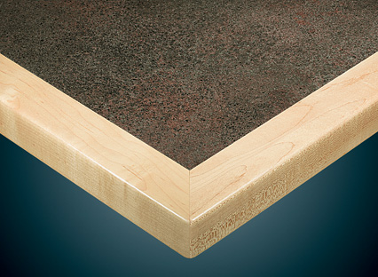 Wood Goods Industries 2 Quot X 1 3 4 Quot Wood Edge Laminate Inlay